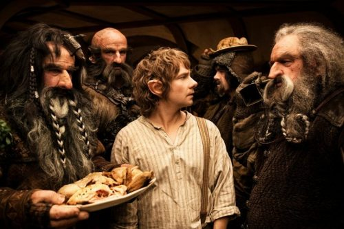 The Hobbit Preview