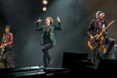 The Rolling Stones at Glastonbury 2013